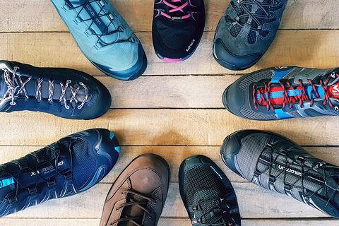Chaussures Salomon pour road trip : conseils et comparatifs 2020